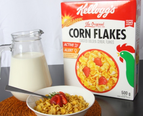 Kelloggs Packaging