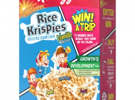 02824 Kelloggs DC Promo Packs 3D Pack Shot RICE KRISPIES 600g
